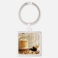 The Cider House Rules Square Keychain