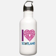 I Heart Sports Water Bottle