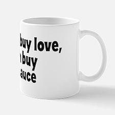 pad thai sauce (money) Mug