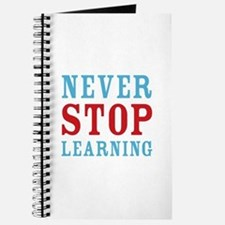 Never Stop Learning Journal