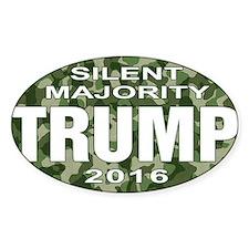 Jeb Bush 2016 Sticker (oval)