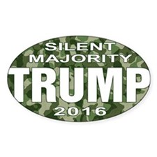 Jeb Bush 2016 Sticker (oval 10 Pk)