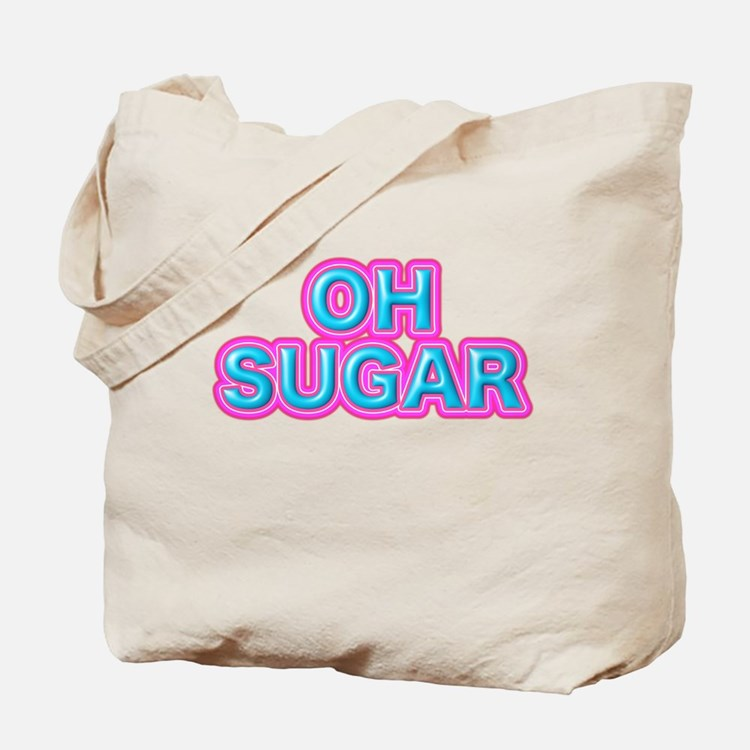 OH SUGAR Tote Bag