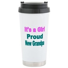Its a Girl Travel Mug