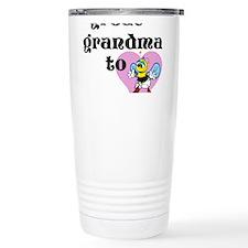 Heart Great Grandma To Bee Travel Mug