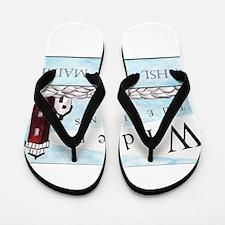 NAHSL 2014 Maine Flip Flops