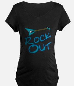 Rock Out Maternity T-Shirt