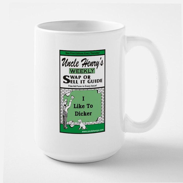 I like to Dicker Mugs