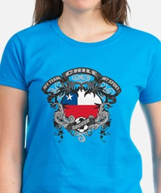 Chile Soccer Tee