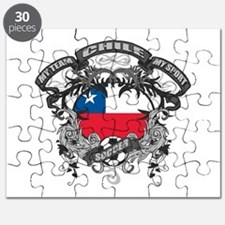 Chile Soccer Puzzle