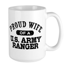 Army Ranger Wife Mug