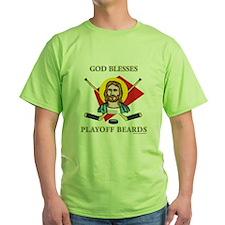 Playoff Beards T-Shirt
