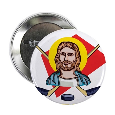 "Playoff Beards 2.25"" Button (10 pack)"