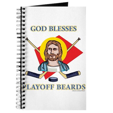Playoff Beards Journal