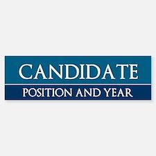 Custom Political Bumper Bumper Sticker
