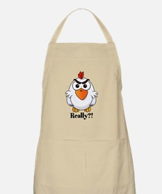 Angry Chicken Apron