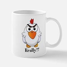 Angry Chicken Mugs