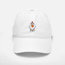 Angry Chicken Baseball Baseball Baseball Cap