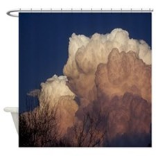 Unique Storm clouds Shower Curtain