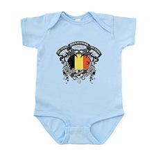 Belgium Soccer Infant Bodysuit
