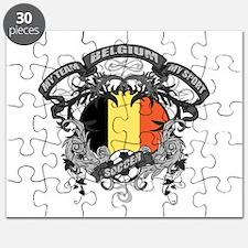 Belgium Soccer Puzzle