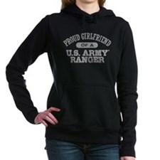 Army Ranger Girlfriend Women's Hooded Sweatshirt