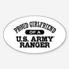 Army Ranger Girlfriend Decal
