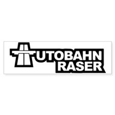 AUTOBAHN RASER Car Sticker