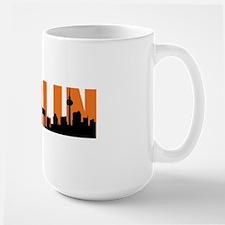 BERLIN SKYLINE Large Mug
