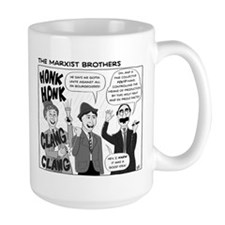 The Marxist Brothers Mugs