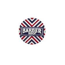 Barbershop Sign3 Mini Button
