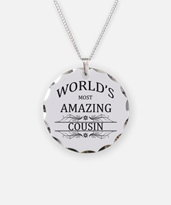 World's Most Amazing Cousin Necklace