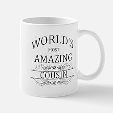 World's Most Amazing Cousin Mug
