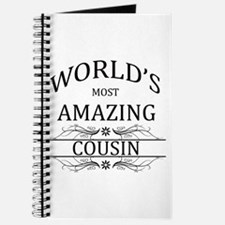 World's Most Amazing Cousin Journal