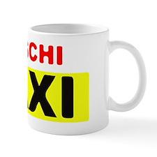 MUSCHI TAXI Mug
