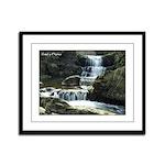 ..Coed-y-Ffynau 4... Framed Panel Print