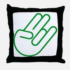 SHOCKERHAND Throw Pillow