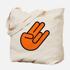 SHOCKERHAND ORANGE Tote Bag
