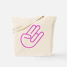 SHOCKERHAND PINK Tote Bag
