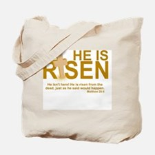 Unique Jesus risen Tote Bag