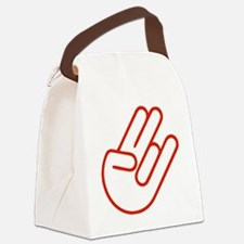 SHOCKERHAND ROT Canvas Lunch Bag