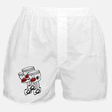 THREE PISTONS Boxer Shorts