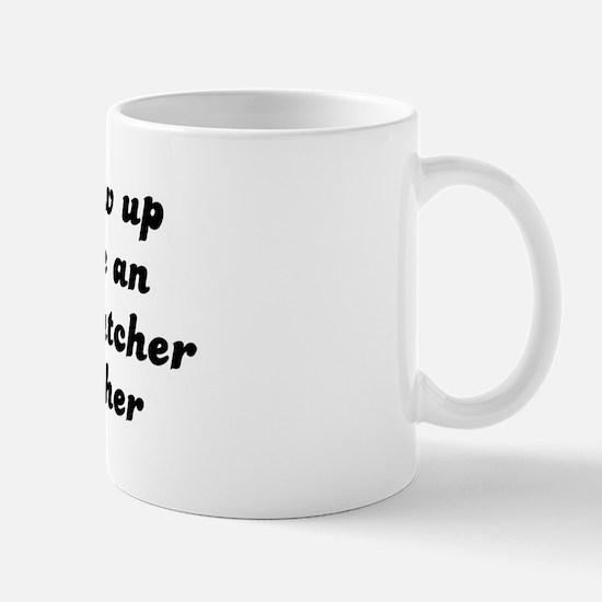 Airline Dispatcher like my mo Mug