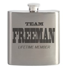Cute Freeman's Flask