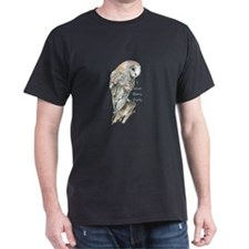 I love Barn Owls Fun Quote T-Shirt