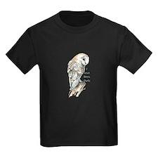 I love Barn Owls Fun Quote T-Shirt