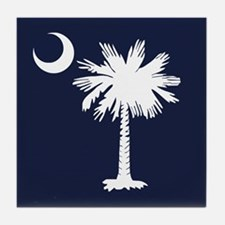 SC Palmetto Crescent (2).png Tile Coaster