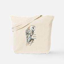 I love Barn Owls Fun Quote Tote Bag