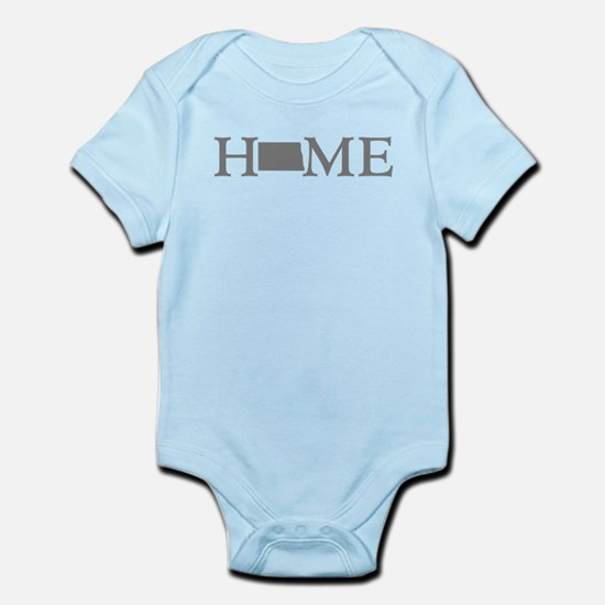 North Dakota Infant Bodysuit