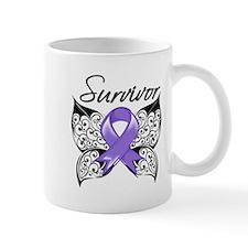 Survivor Hodgkins Lymphoma Small Mug